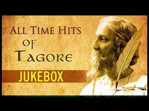 Rabindra Sangeet - Top 10 Songs Collection   RABINDRANATH TAGORE Songs   Bengali Songs 2014
