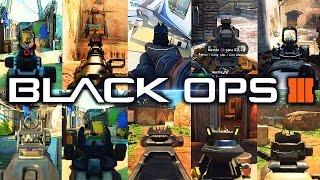 1 BAJA con TODAS las ARMAS de BLACK OPS 3