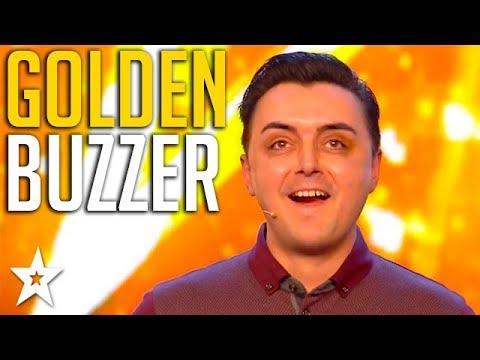 EMOTIONAL Magic Trick WINS GOLDEN BUZZER & Leaves Judges SPEECHLESS! Britain's Got Talent 2018