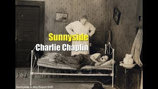 Charlie Chaplin - Wake Up, Charlie! (Clip from Sunnyside, 1919)