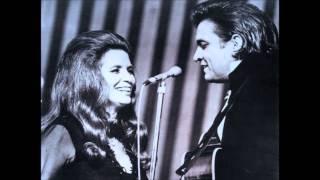 Johnny Cash & June Carter  -  Far Side Banks Of Jordan