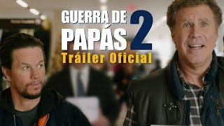 Guerra de Papás 2  - Tráiler 1 Español Latino Daddy