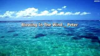 Blowing In The Wind _ Peter Yarrow [ Lyrics + Vietsub ]