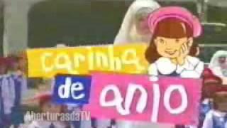 Aberturas da TV - Carinha de Anjo [SBT]