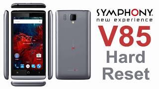 Symphony V85 Hard Reset | Symphony V85 Hand Flash | Android Solution