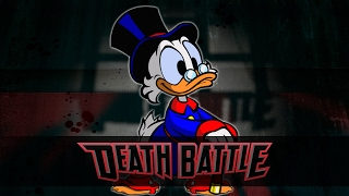 Scrooge McDuck cashes into DEATH BATTLE! | DEATH BATTLE FIGHT PREVIEWS