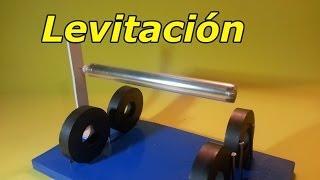 Levitación Magnética