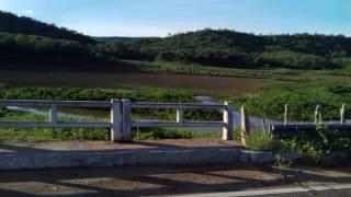 O açude do Angical em Jucás Ceará