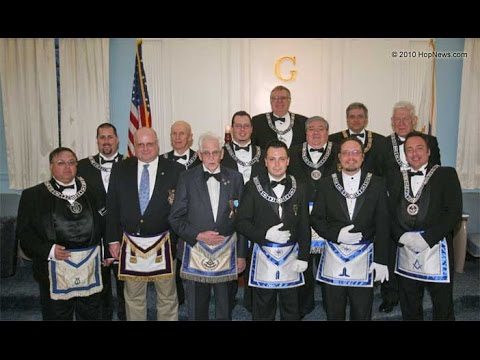 5,000,000 Freemasons walk among us - Full Documentary