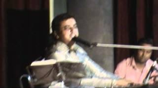 Kumar Lagoo Live Ghazal:tum ko Dekha To Yeh Khyaal aya