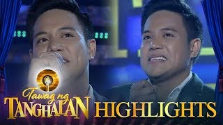Tawag ng Tanghalan: Reggie Tortugo enters the Top 6
