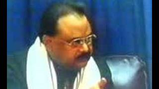What Actually Altaf Hussain said in India Full Story