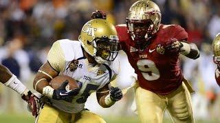 Florida State Vs Georgia Tech Full Football GAME HD 2014