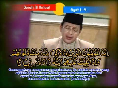 Amazing Asy Syaikh KH MUAMMAR ZA SURAT AL ANFAL.mp4 Part 2