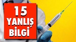 Sağlıkla İlgili Yanlış Bildiğimiz 15 Şey