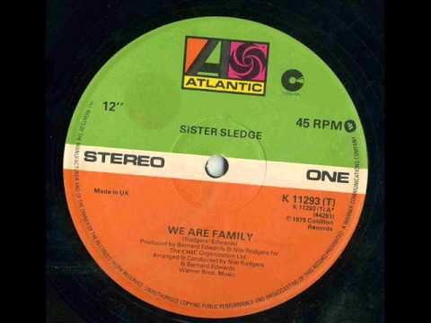 Download SISTER SLEDGE - We Are Family 12