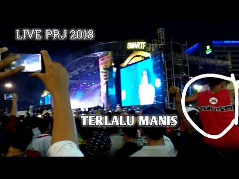 Slank Live Prj 2018 Pekan Raya Jakarta Terlalu Manis Rame Banget Bossku