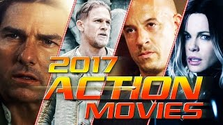 BEST ACTION MOVIES 2017 - VOL.1