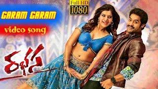 Garam Garam Full Video Song    1080p    Rabhasa Full Video Songs    Jr. NTR, Samantha