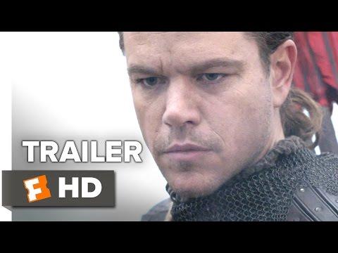 Xxx Mp4 The Great Wall Official Trailer 1 2017 Matt Damon Movie 3gp Sex