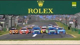 2015 V8 Supercars - Albert Park - Race 1