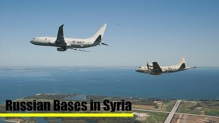 US Spy Plane Reportedly Spotted Over Russian Bases in Syria