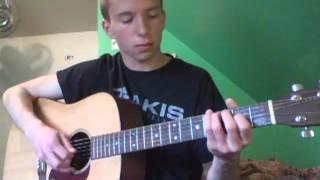 Numb (acoustic) -Brett Cowdery