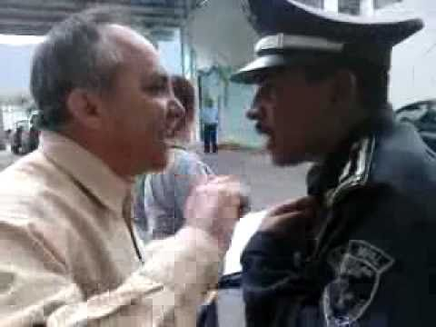Abuso de autoridad en Cuautitlan Mexico