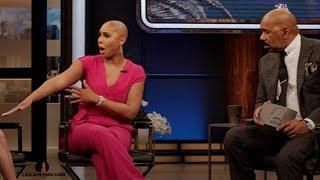 Tamar Blames Her Mother For Her Rudeness On Steve Harvey