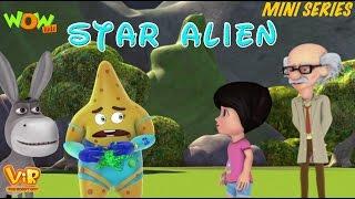 Star Alien - Vir Mini Series - Vir The Robot Boy - Live in India