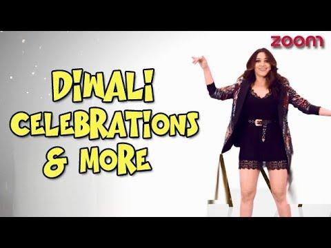 Tamannaah Bhatia On Diwali Celebrations, Having Sweets On Diwali & More | Diwali Beats