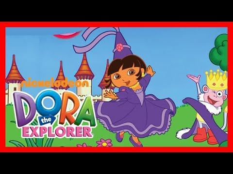 Dora the Explorer Full Game Episodes For Children Guide for Fairytale Adventure Level 3 English