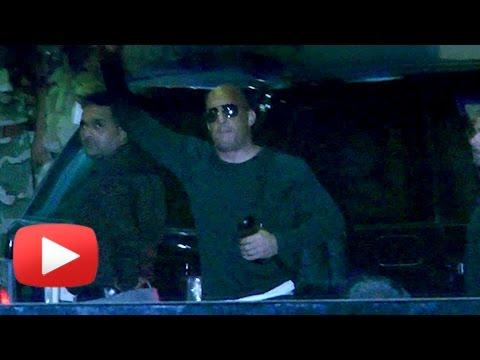 Xxx Mp4 Vin Diesel Called BALD In Public Mumbai Airport XXX Return Of Xander Cage 3gp Sex