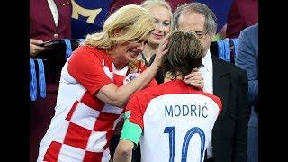 عنها في نصف ساعة: كيف وصفت مواقع التواصل الاجتماعي رئيسة كرواتيا؟