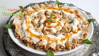 Yoğurtlu Sultan Kebabı -  Hayalimdeki Yemekler