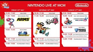 Nintendo at MCM London Comic Con - Day 1