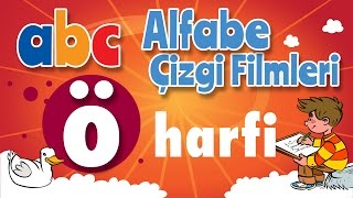 ABC Türkçe Alfabe - Çizgi Film - Ö Harfi - Zippapu