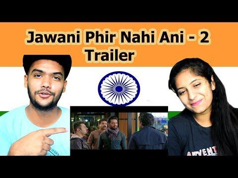 Xxx Mp4 Indian Reaction On Jawani Phir Nahi Ani 2 Trailer Swaggy D 3gp Sex