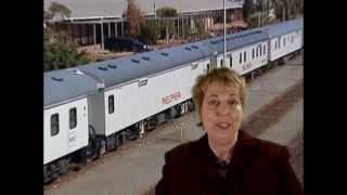 The Phelophepa Health Care Train 2