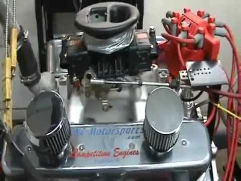 355 Chevy with Vortec Heads 460 Horsepower