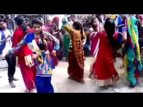 Desi village sexy dance
