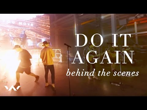 Behind the Scenes Do It Again 360 VR Elevation Worship