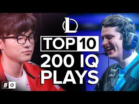Xxx Mp4 The Top 10 200 IQ League Of Legends Plays 3gp Sex