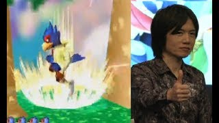 Top 15 Sakurai Combos #2 - Super Smash Bros