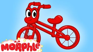My Red Bike - My Magic Pet Morphle Episode #7