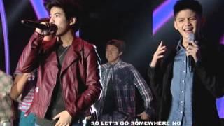 Gimme 5 : Nash, John, Grae, Brace & Joaquin debut on ASAP