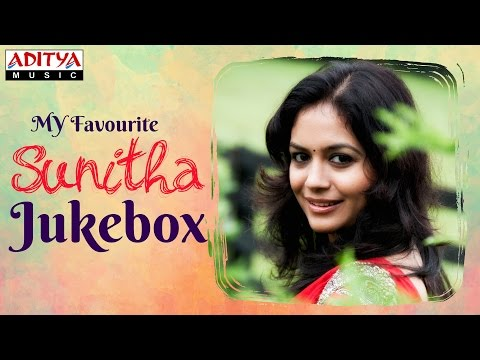 Xxx Mp4 My Favourite ♥ Sunitha Telugu Hit Songs Jukebox 3gp Sex