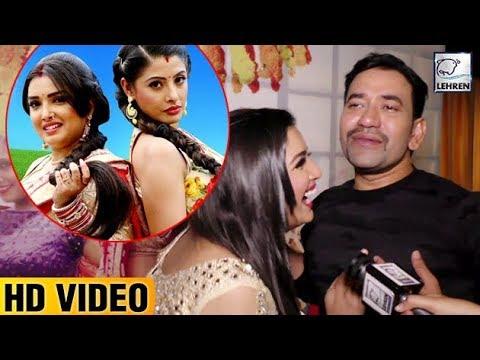 Xxx Mp4 आम्रपाली ने बताया क्यों होती है निरहुआ की फिल्मो में 2 एक्ट्रेस Amrapali Dubey Lehren Bhojpuri 3gp Sex