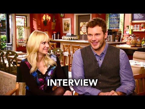 Xxx Mp4 Chris Pratt Guest Stars On Mom Interview HD 3gp Sex