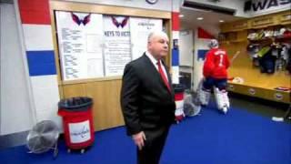 Washington Caps Boudreau Motivational Speech